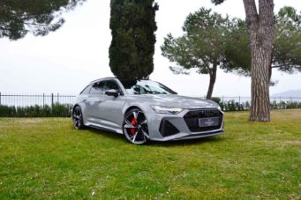 Audi RS6 2020 Exotic Rent Car