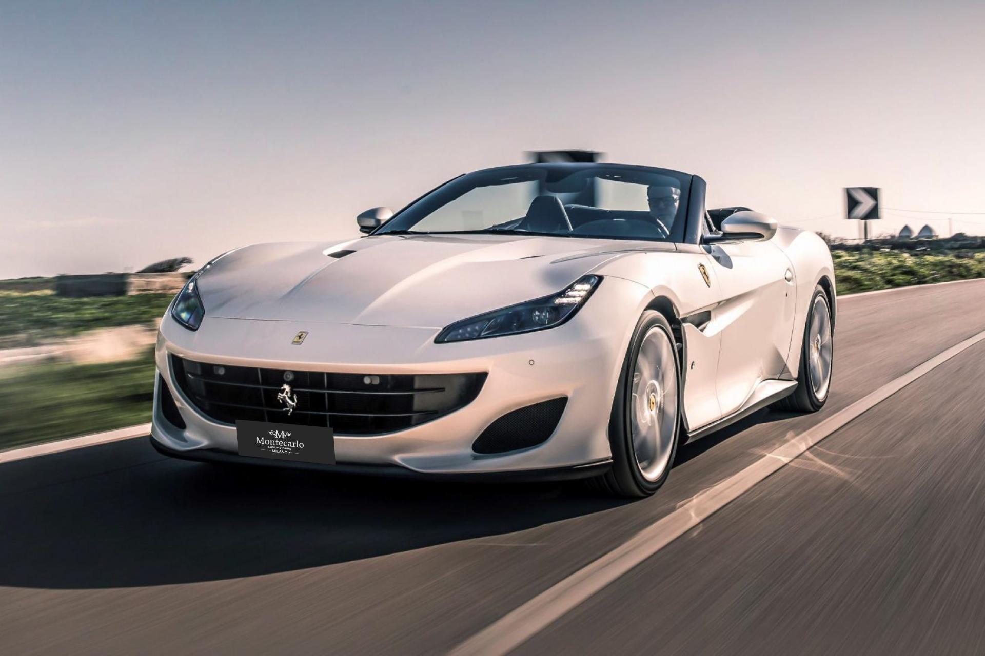 Rent a Ferrari Portofino