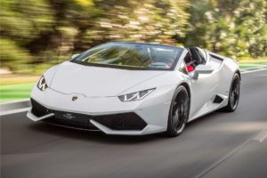 Rent a Luxury Car in Florence