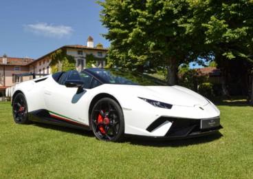 Rent Lamborghini Huracan Performante Spyder