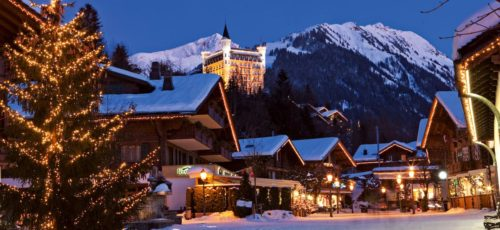 Gstaad Luxuy Car Hire