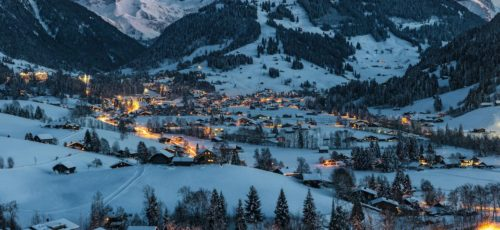 Luxury Rental Car in Gstaad