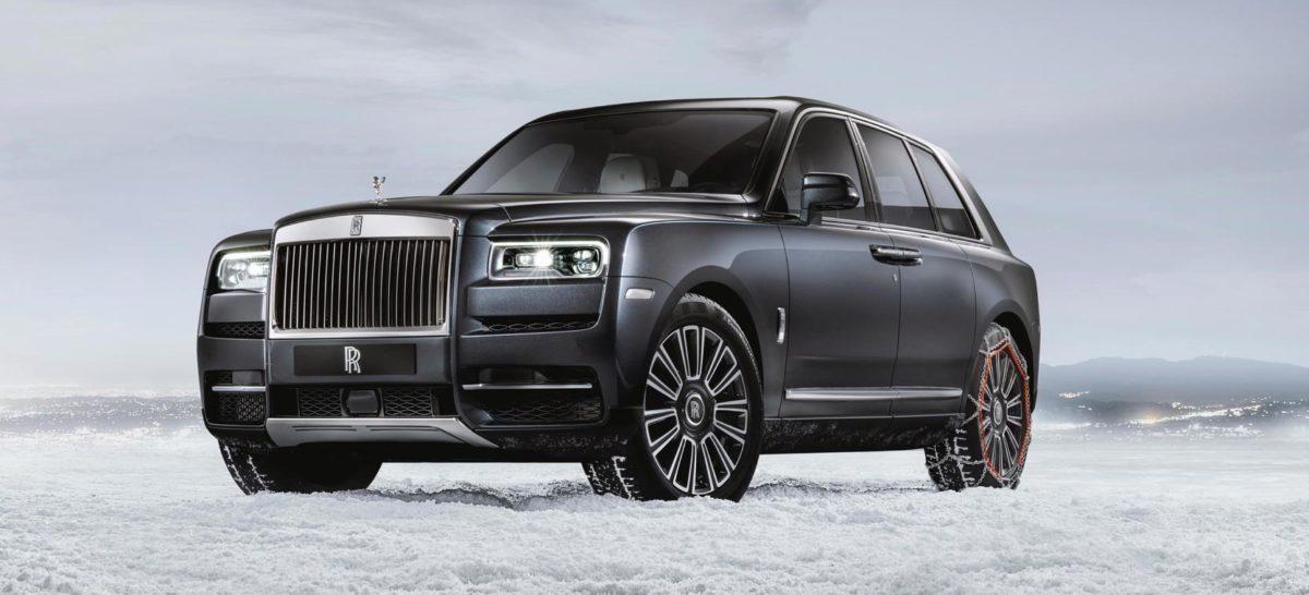 Rent Rolls Royce ski resort