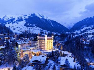 Rent a Luxury Car in Gstaad