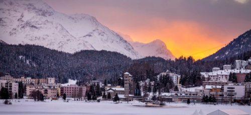 Rent a Luxury Car in St. Moritz ski resort