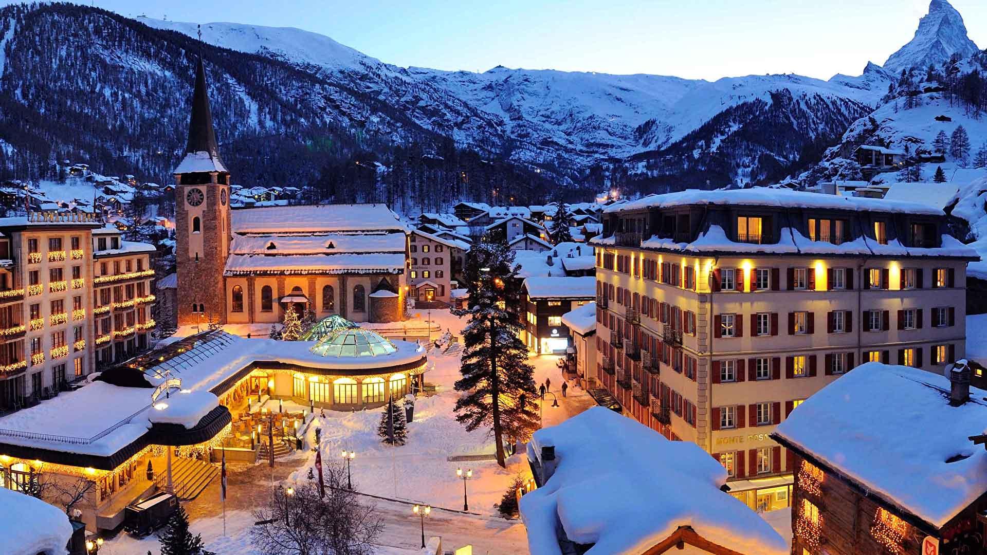 Rent a Luxury Car in Zermatt