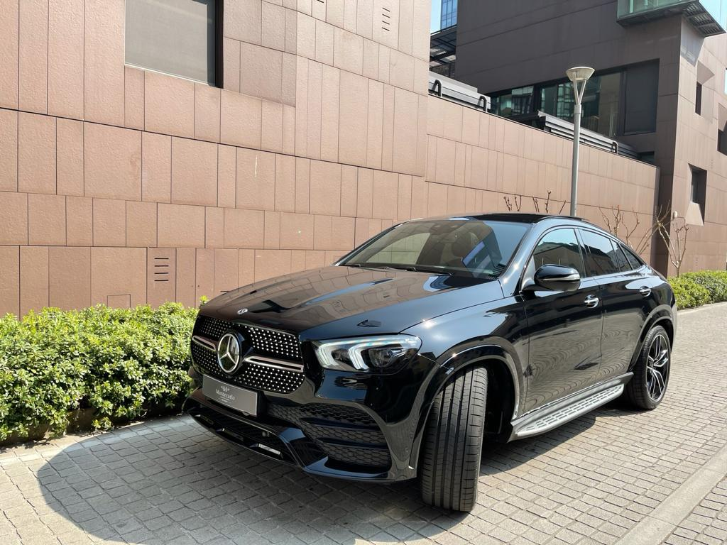 Mercedes-Benz GLE 350d Coupe 4Matic