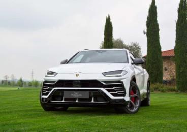 Rent Lamborghini Urus Luxury SUV