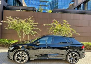 Audi RSQ8 Rental Milan