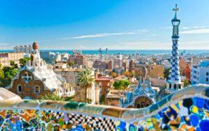 Luxury rent car in Barcelona